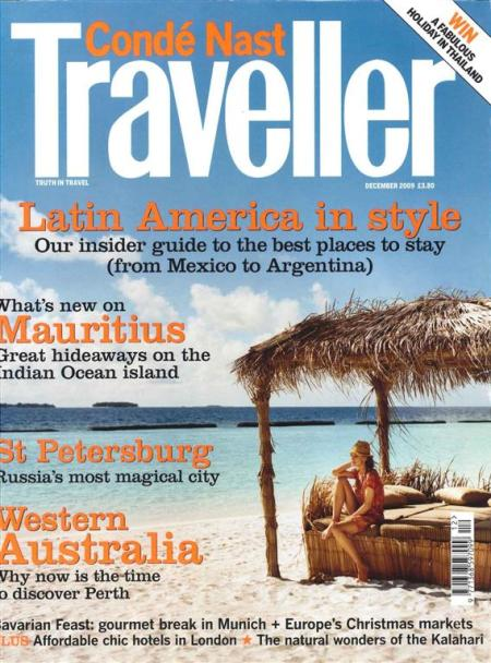 CN Traveller Dec 2009 (Cover) (Large)